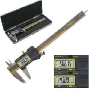 iGaging Absolute Origin 0-6'' Digital Electronic Caliper Review