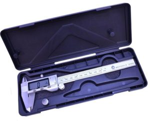 ML TOOLS Stainless Steel Digital Caliper