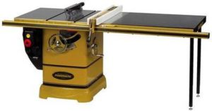 Powermatic hybrid table saw review