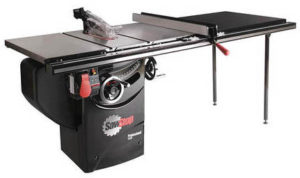 SawStop hybrid table saw review